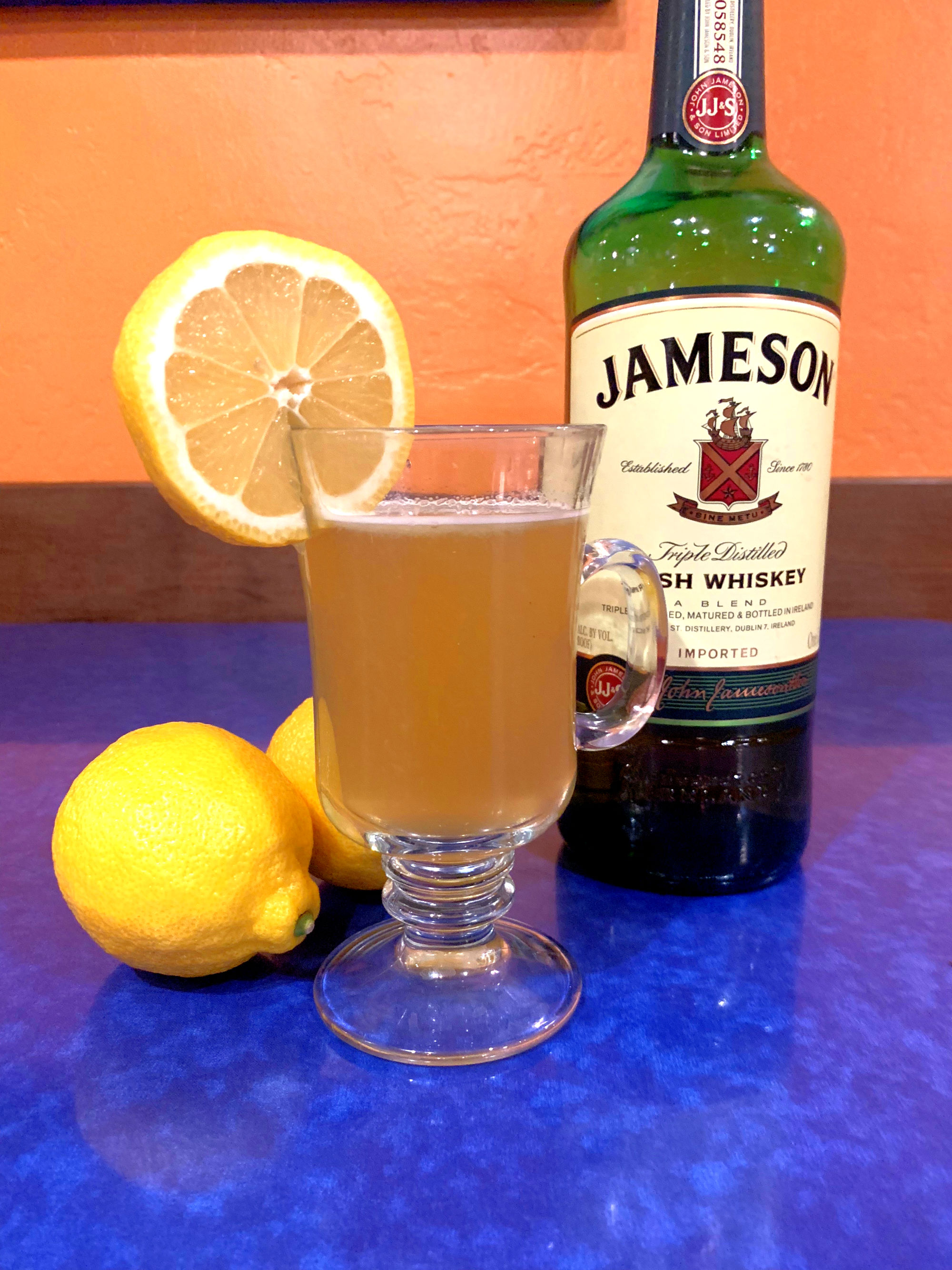 hot toddy cocktail, hot toddy recipe, chef rosie, provecho grill, so cal latina chef