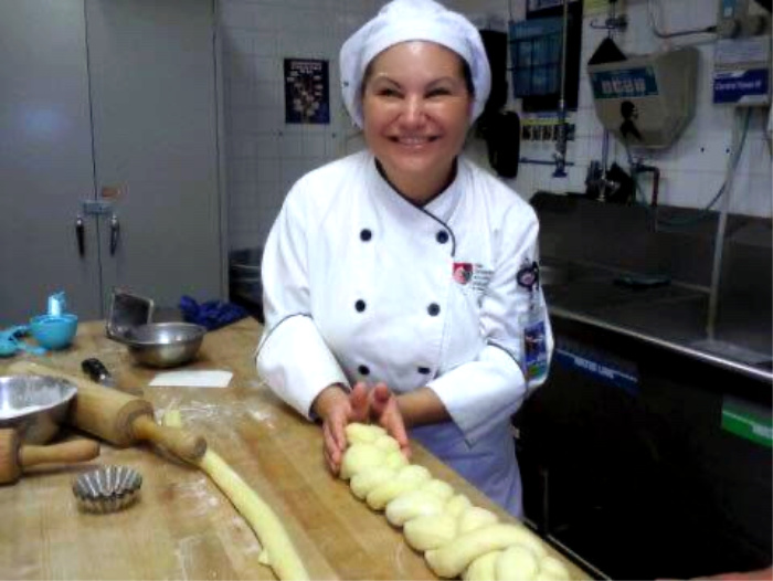 chef rosie, latina chef, owner of provecho grill, southern california restauranteur